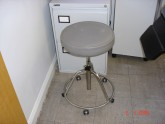 Dentist stool before